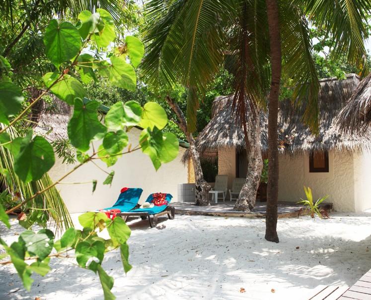Hotel Kuredu Island Resort (fotografie 2)