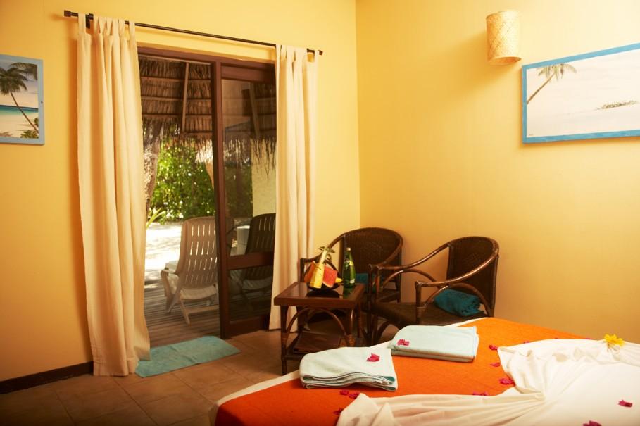 Hotel Kuredu Island Resort (fotografie 3)