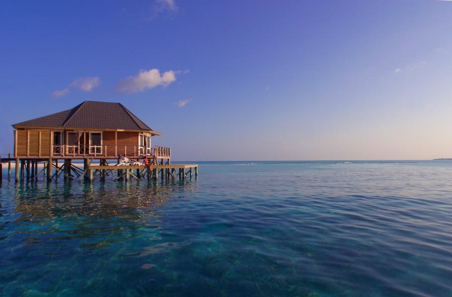 Hotel Kuredu Island Resort (fotografie 12)