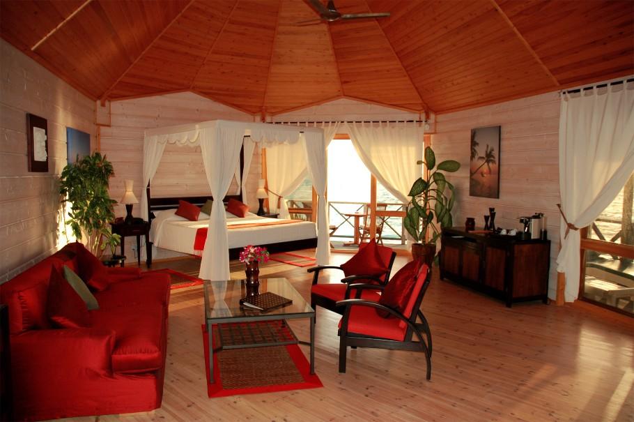 Hotel Kuredu Island Resort (fotografie 13)