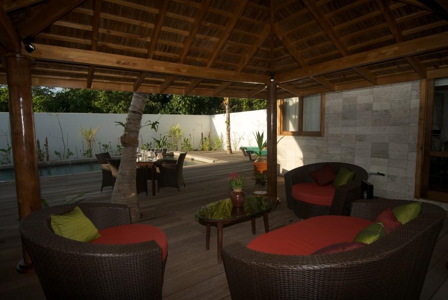 Hotel Kuredu Island Resort (fotografie 14)