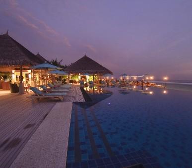 Bungalovy Anantara Veli Maldives