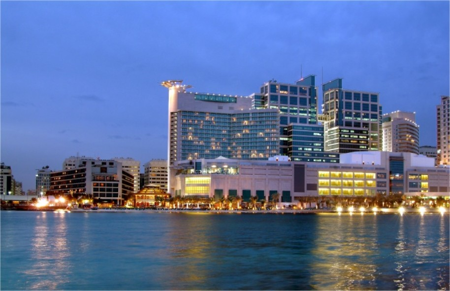 Hotel Beach Rotana (fotografie 2)