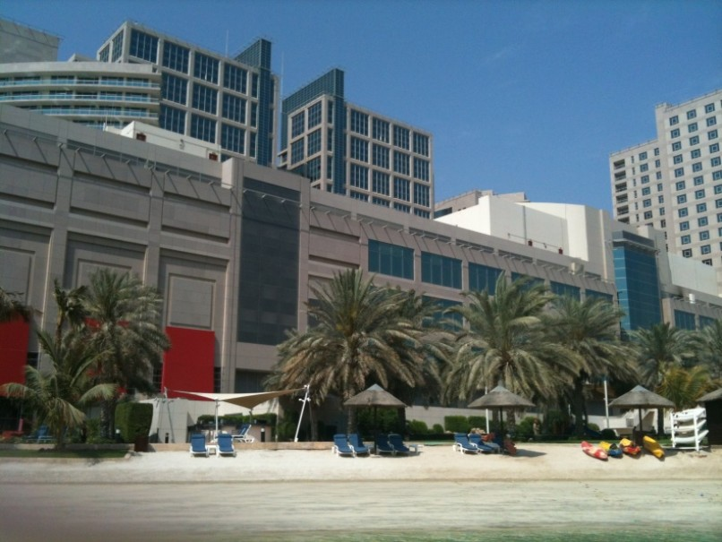 Hotel Beach Rotana (fotografie 3)