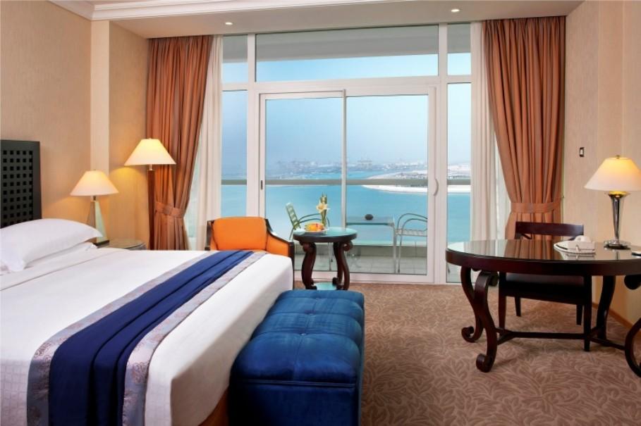 Hotel Beach Rotana (fotografie 10)