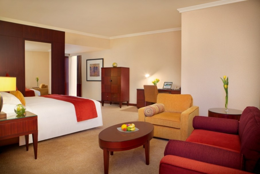 Hotel Beach Rotana (fotografie 13)