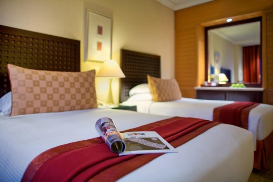 Hotel Beach Rotana (fotografie 16)