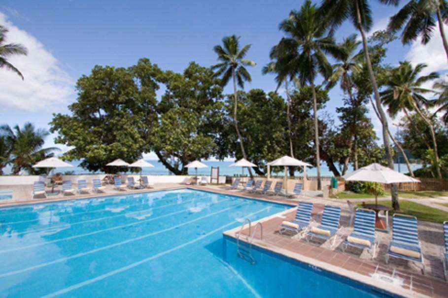 Hotel Berjaya Beau Vallon (fotografie 1)