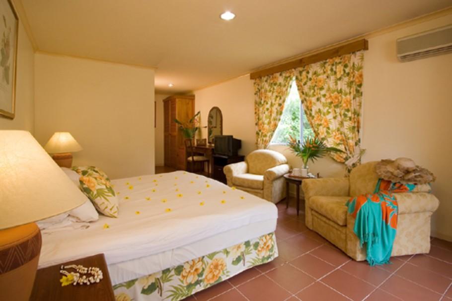 Hotel Berjaya Beau Vallon (fotografie 4)