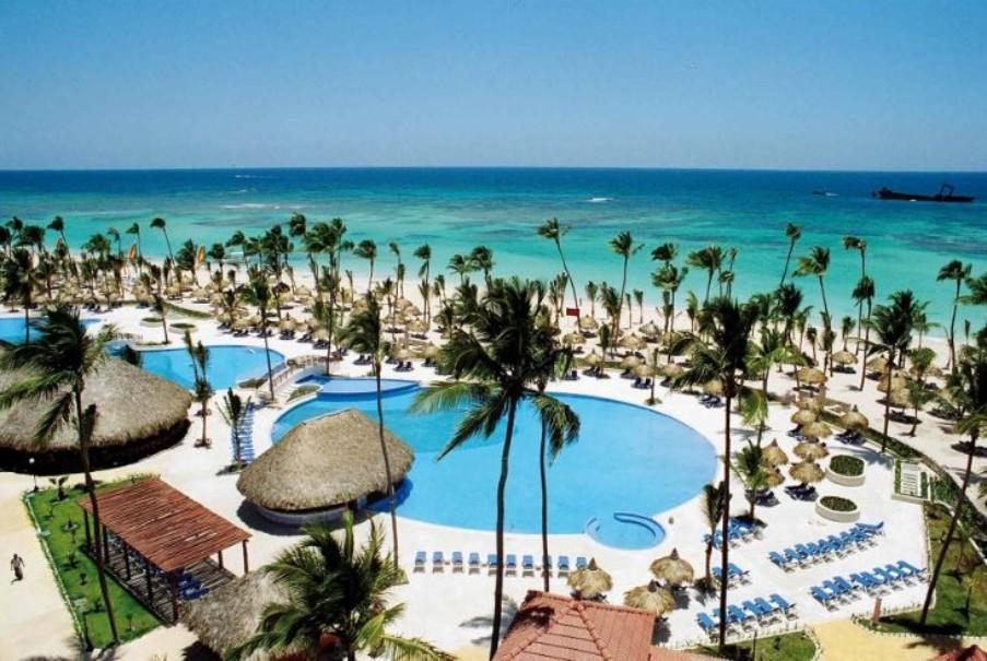 Hotelový komplex Grand Bahia Principe Bavaro (fotografie 1)