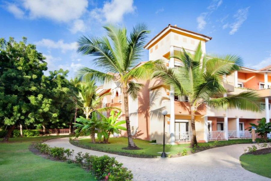Hotelový komplex Grand Bahia Principe Punta Cana (fotografie 1)