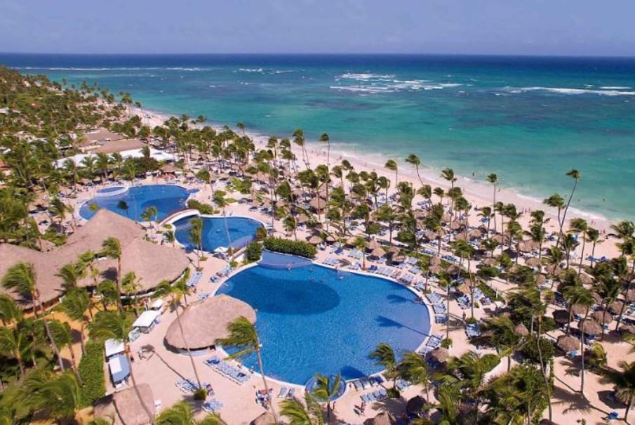 Hotelový komplex Grand Bahia Principe Punta Cana (fotografie 2)