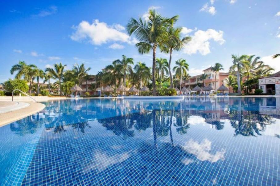 Hotelový komplex Grand Bahia Principe Punta Cana (fotografie 4)