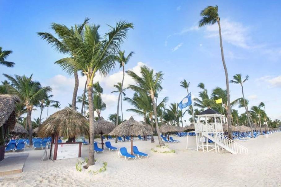 Hotelový komplex Grand Bahia Principe Punta Cana (fotografie 12)