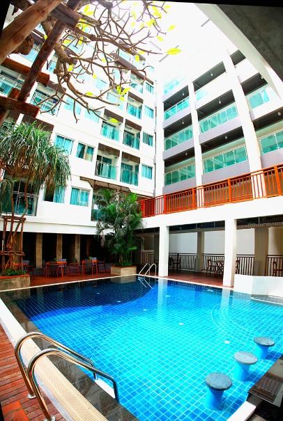 Sunshine Hotel & Residences (fotografie 9)