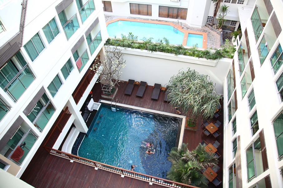 Sunshine Hotel & Residences (fotografie 12)