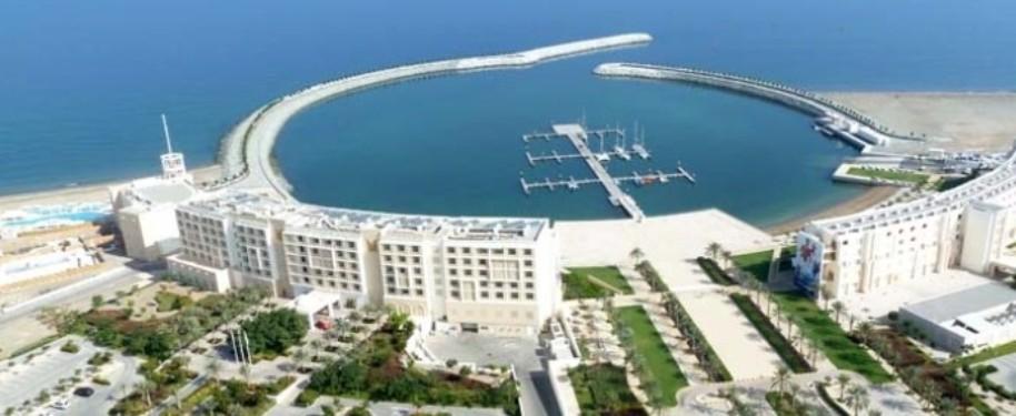 Hotel Millennium Resort Mussanah (fotografie 1)