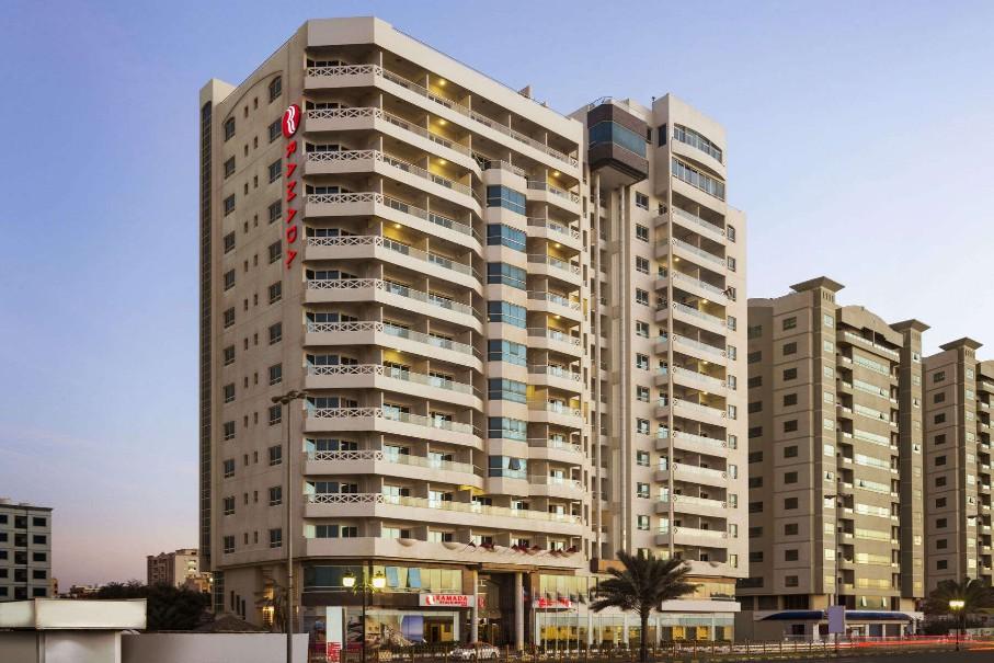 Ramada Beach Hotel Ajman (fotografie 1)
