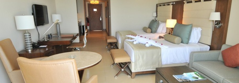 Hotel Millennium Resort Mussanah (fotografie 4)