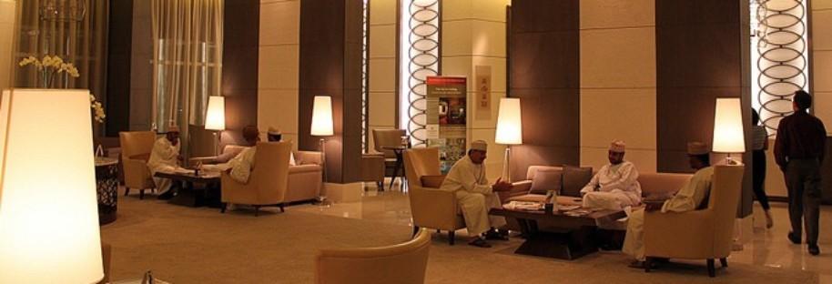 Hotel Millennium Resort Mussanah (fotografie 7)