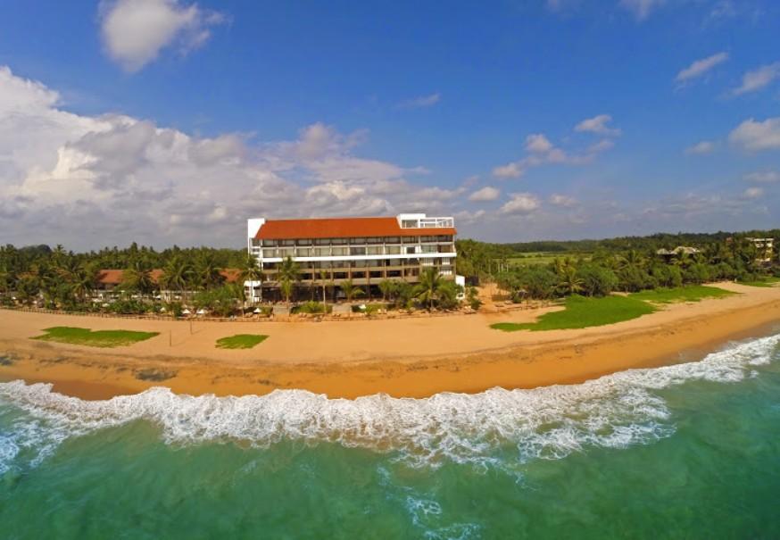 Hotel Pandanus Beach (fotografie 1)