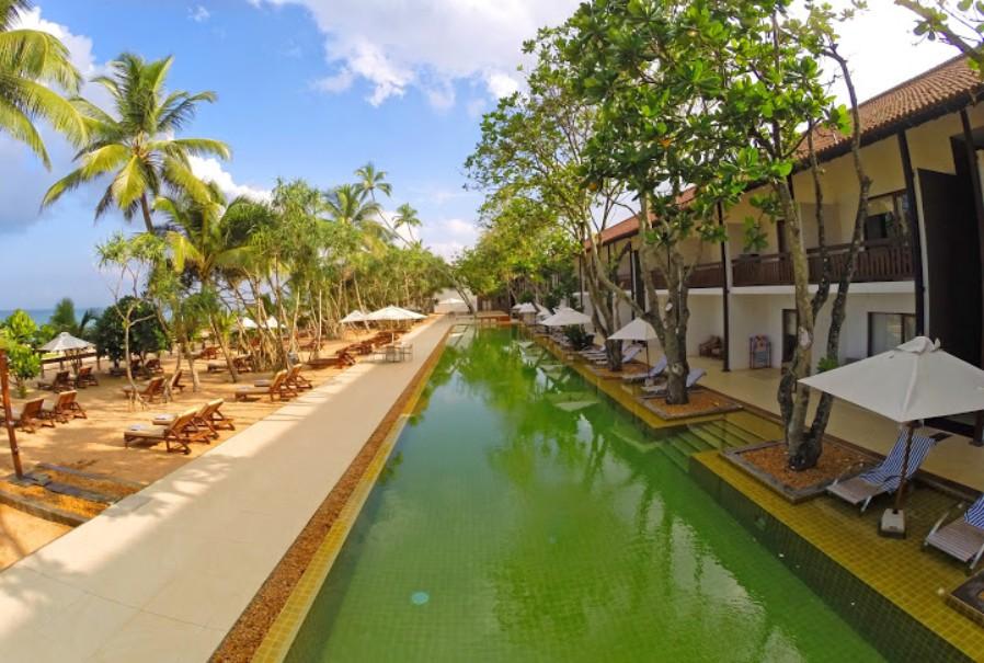 Hotel Pandanus Beach (fotografie 4)