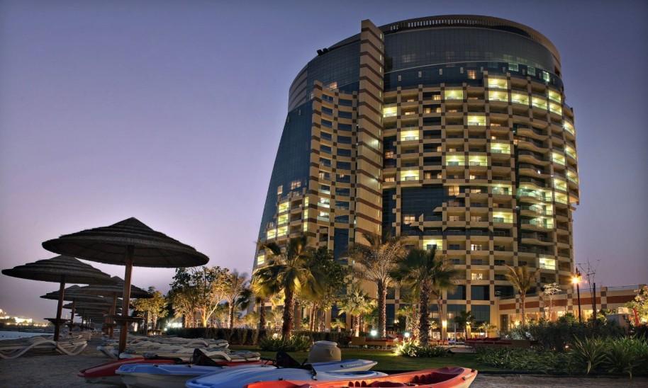 Hotel Khalidiya Palace Rayhaan By Rotana (fotografie 2)
