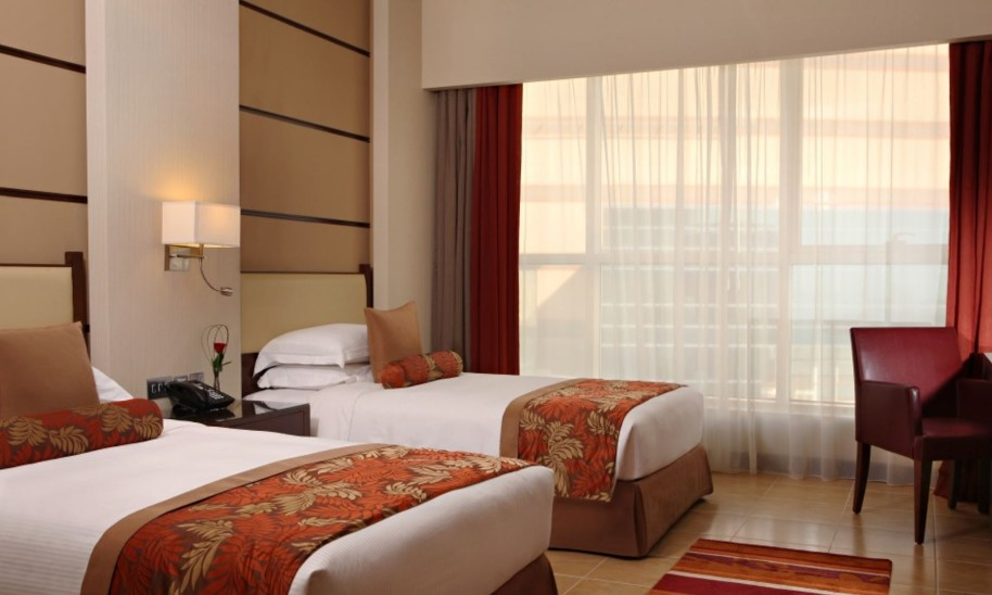 Hotel Khalidiya Palace Rayhaan By Rotana (fotografie 7)
