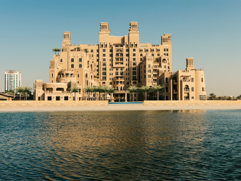 Hotel Sheraton Sharjah Beach Resort & Spa (fotografie 1)