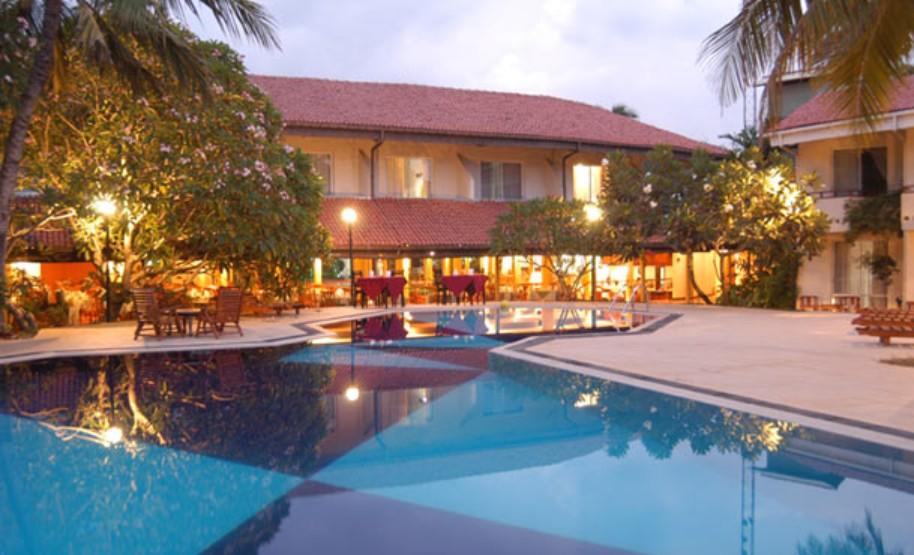 Hotel Hibiscus Beach (fotografie 4)