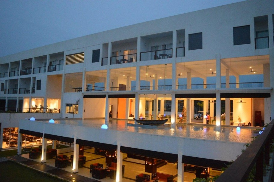 Hotel Citrus Waskaduwa (fotografie 5)