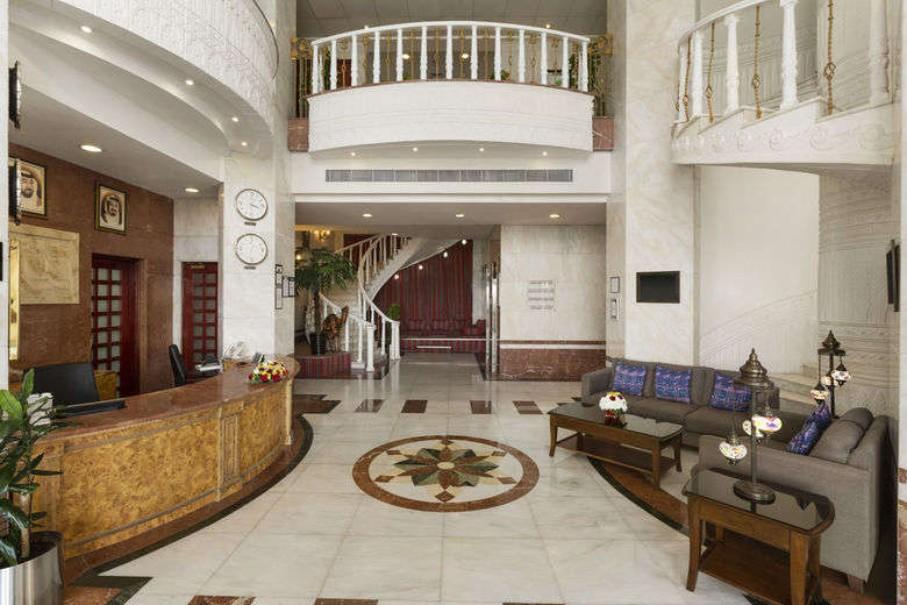Ramada Beach Hotel Ajman (fotografie 2)