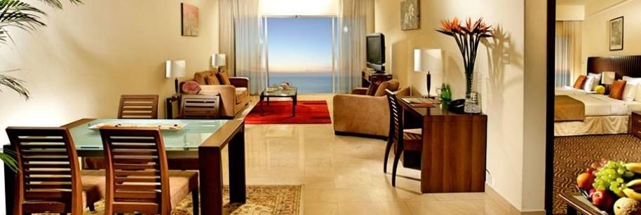 Ramada Beach Hotel Ajman (fotografie 4)