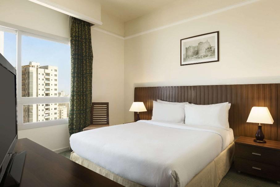 Ramada Beach Hotel Ajman (fotografie 5)