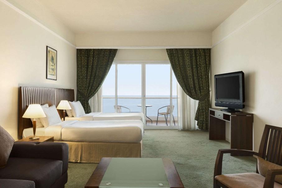 Ramada Beach Hotel Ajman (fotografie 6)