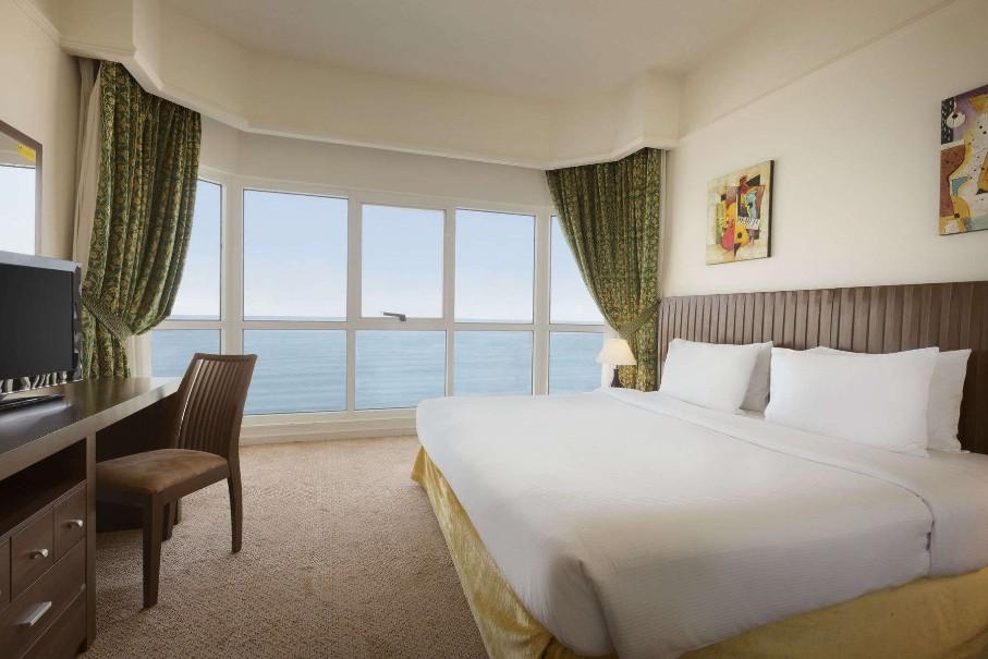 Ramada Beach Hotel Ajman (fotografie 9)