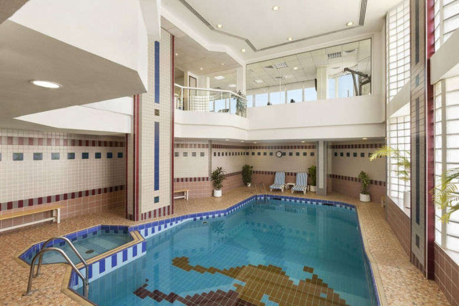 Ramada Beach Hotel Ajman (fotografie 11)