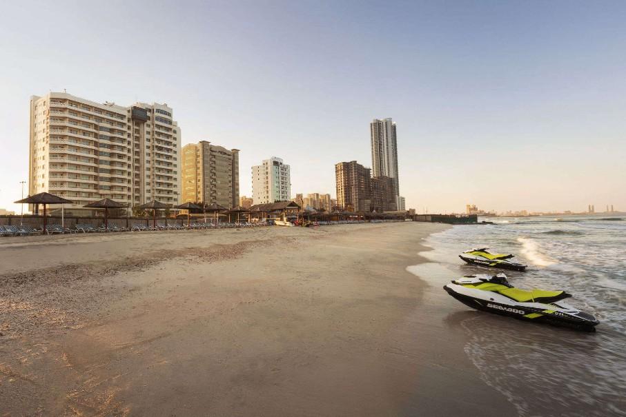 Ramada Beach Hotel Ajman (fotografie 13)