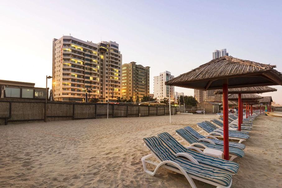 Ramada Beach Hotel Ajman (fotografie 14)