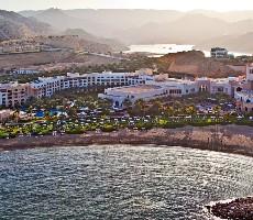 Shangrila Barr Al Jissah Resort Al Bandar Hotel