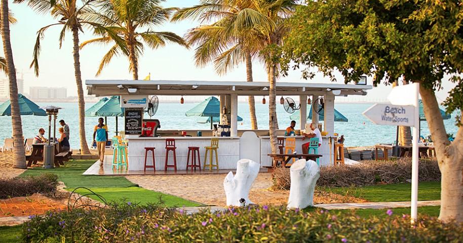 Hotel Smartline Bin Majid Beach Resort (fotografie 10)
