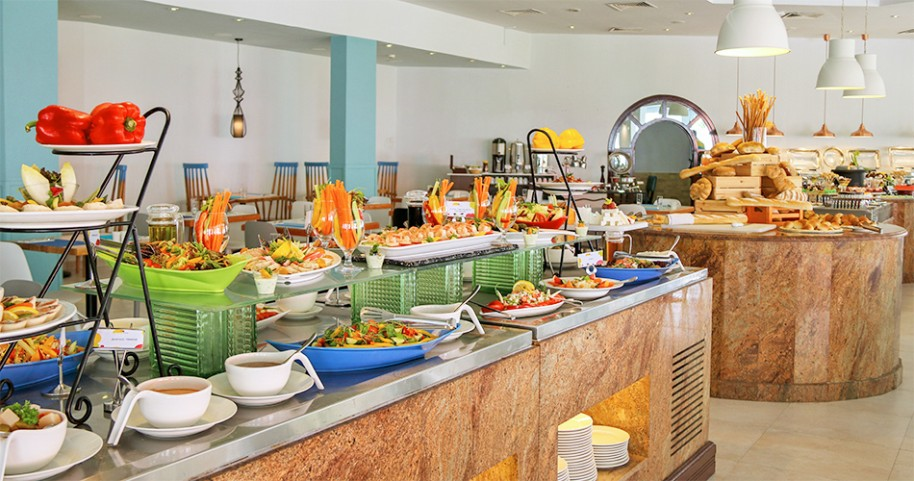 Hotel Smartline Bin Majid Beach Resort (fotografie 8)