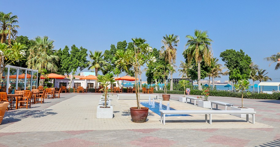 Hotel Smartline Bin Majid Beach Resort (fotografie 12)