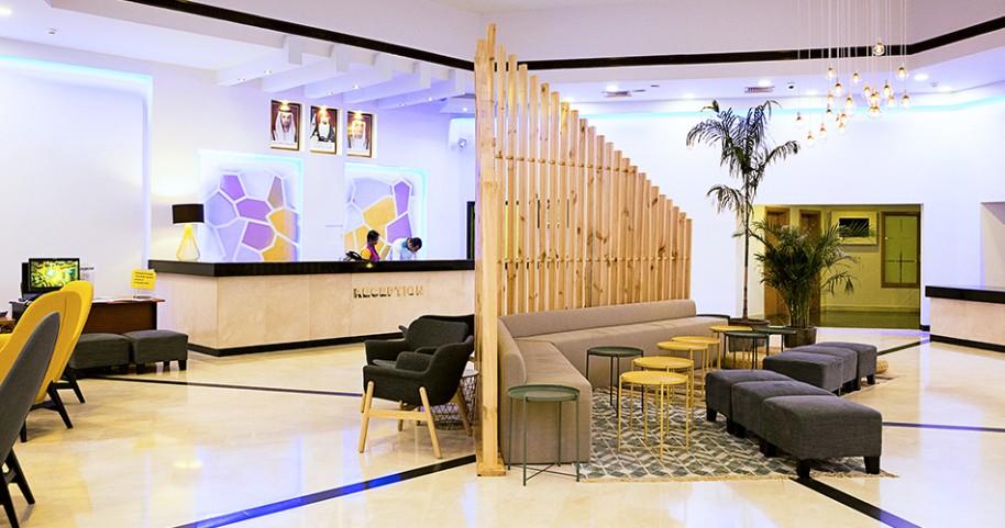 Hotel Smartline Bin Majid Beach Resort (fotografie 15)