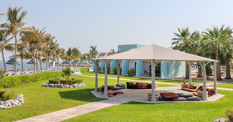 Hotel Smartline Bin Majid Beach Resort (fotografie 18)