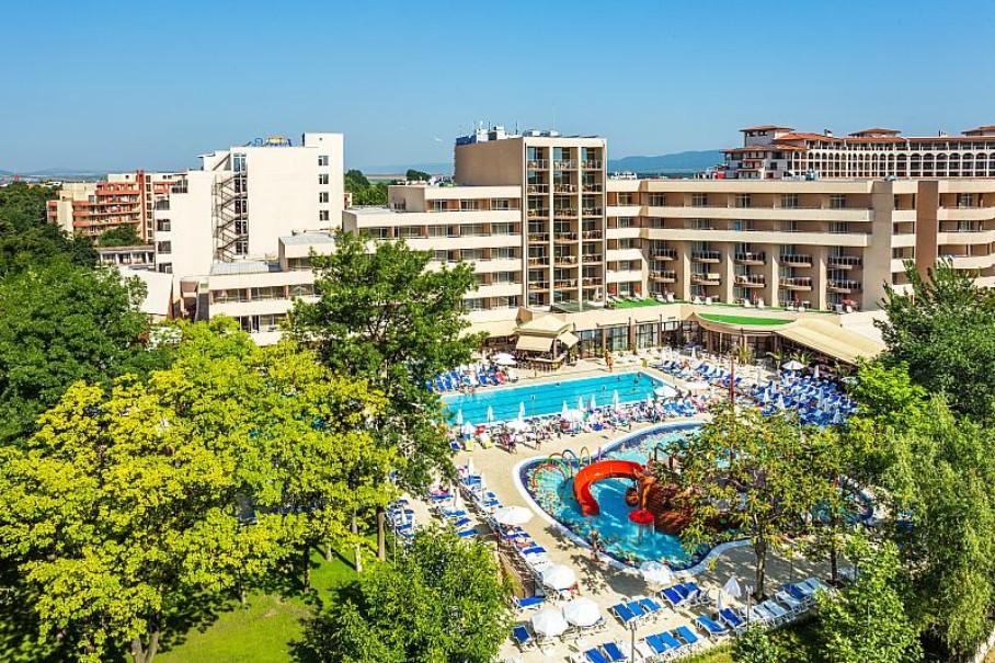 Hotel Funtazie klub Laguna Park (fotografie 1)