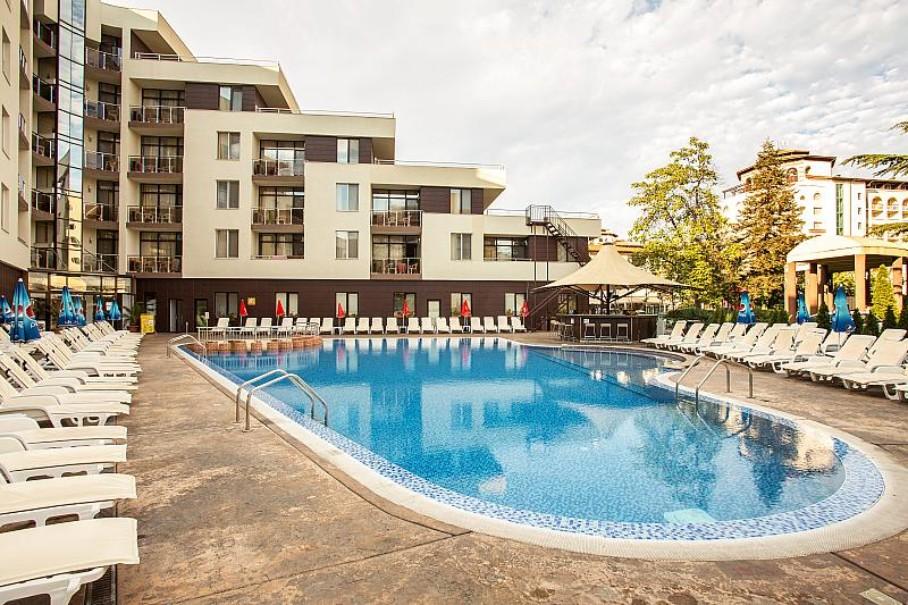Hotel Funtazie klub Laguna Park (fotografie 12)
