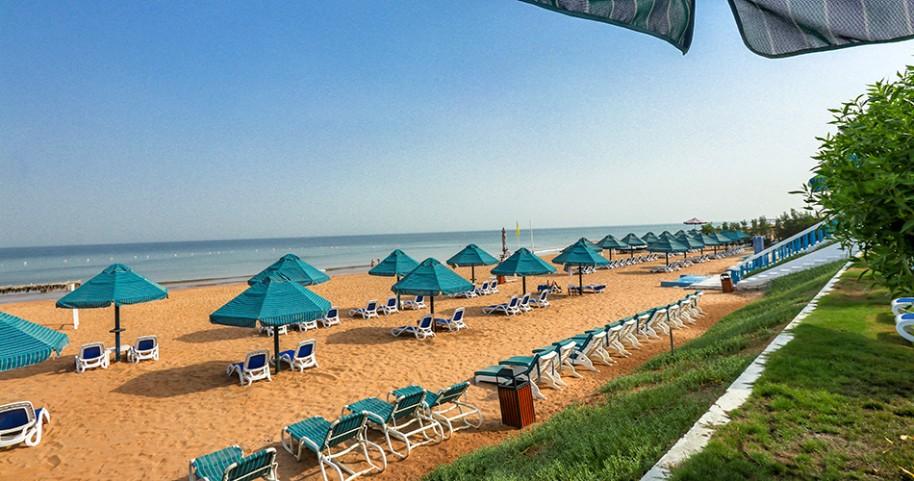 Hotel Bin Majid Beach Hotel (fotografie 3)