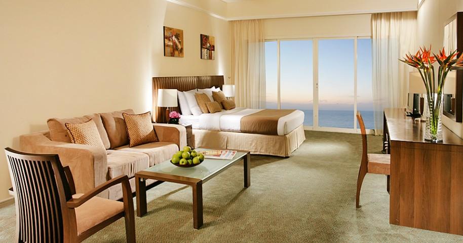Hotel Ramada Beach Hotel Ajman (fotografie 10)