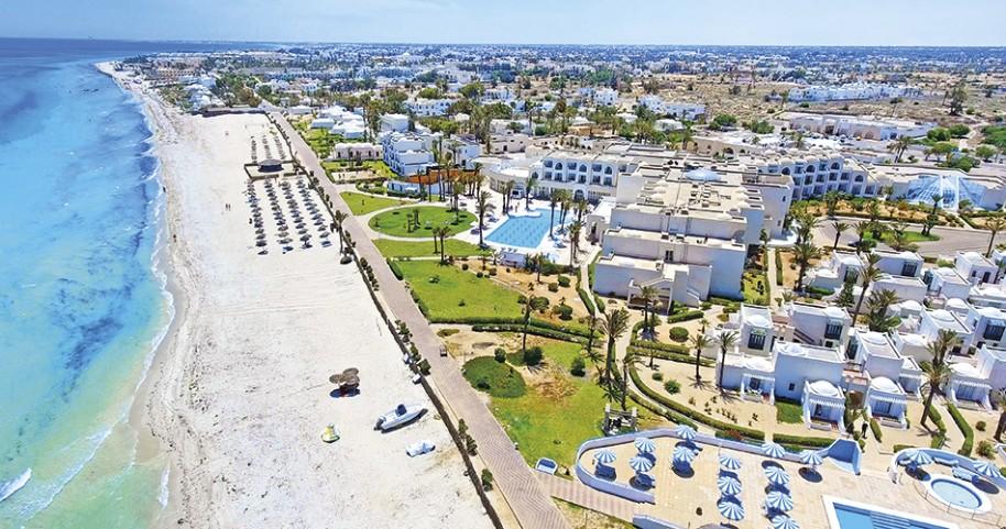 Hotel Aljazira Beach & Spa (fotografie 1)